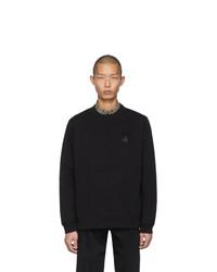 schwarzes Sweatshirt von Burberry