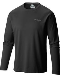 schwarzes Sweatshirt von Columbia