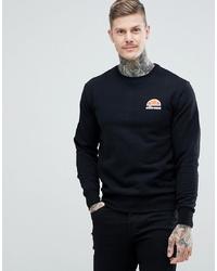 schwarzes Sweatshirt von Ellesse