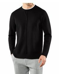 schwarzes Sweatshirt von Falke