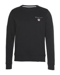 schwarzes Sweatshirt von Gant