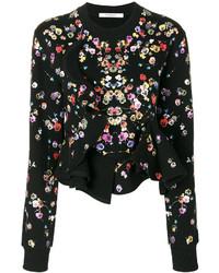 schwarzes Sweatshirt von Givenchy