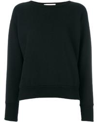 schwarzes Sweatshirt von Golden Goose Deluxe Brand
