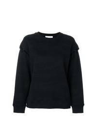 schwarzes Sweatshirt von IRO