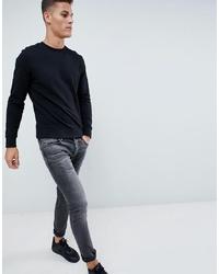 schwarzes Sweatshirt von Jack & Jones