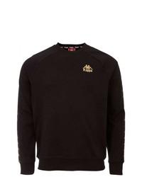 schwarzes Sweatshirt von Kappa