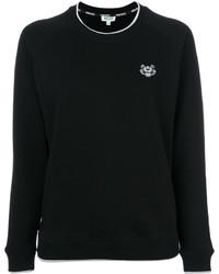 schwarzes Sweatshirt von Kenzo