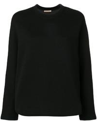 schwarzes Sweatshirt von Marni