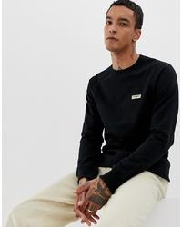 schwarzes Sweatshirt von Nudie Jeans
