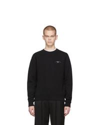 schwarzes Sweatshirt von Off-White