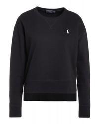 schwarzes Sweatshirt von Ralph Lauren