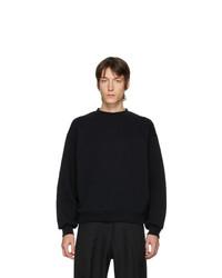 schwarzes Sweatshirt von Random Identities