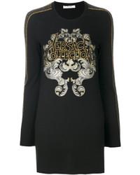 schwarzes Sweatshirt von Versace
