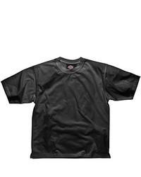 schwarzes T-Shirt mit einem Rundhalsausschnitt von Dickies