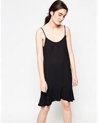 Schwarzes Trägerkleid von Minimum