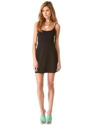 schwarzes Trägerkleid von Susana Monaco