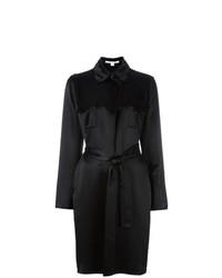 schwarzes Wickelkleid von Dvf Diane Von Furstenberg