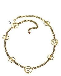 senf Halskette von GUESS