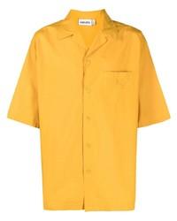 senf Kurzarmhemd von Kenzo
