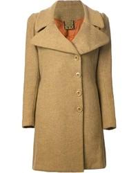 senf Mantel von Biba