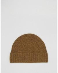 senf Mütze von Asos