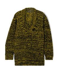 senf Oversize Pullover von Marc Jacobs