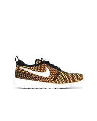 senf Segeltuch niedrige Sneakers von Nike