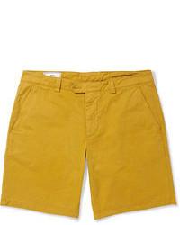 senf Shorts von Ami
