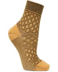 senf Socken von Missoni