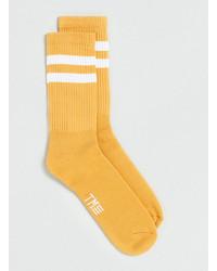 senf Socken