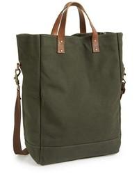 Shopper Tasche aus Segeltuch