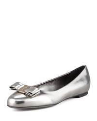 Silberne ballerinas original 2130711
