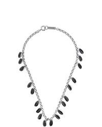 silberne Halskette von Isabel Marant