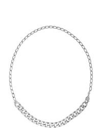 silberne Halskette von Maison Margiela