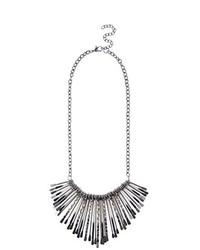 silberne Halskette von New Look