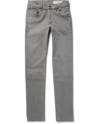 silberne Jeans