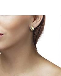 silberne Ohrringe von goldmaid