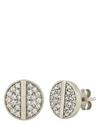 silberne Ohrringe von Ingenious Jewellery