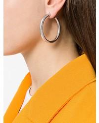 silberne Ohrringe von Maria Black