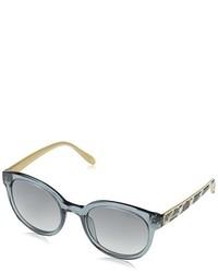 silberne Sonnenbrille von Bluemarine