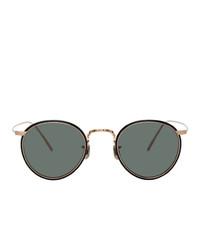 silberne Sonnenbrille von Eyevan 7285