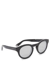 silberne Sonnenbrille von Givenchy