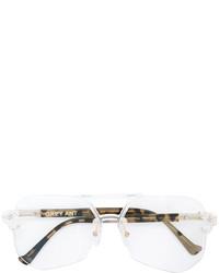 silberne Sonnenbrille von Grey Ant