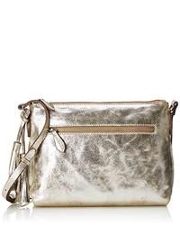 silberne Taschen von Clarks