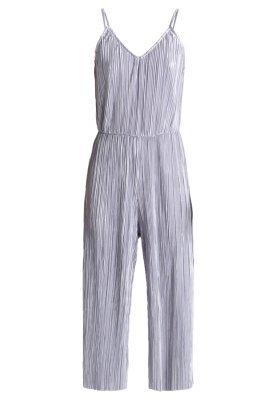 silberner Jumpsuit von Glamorous