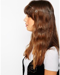 silberner Kopfschmuck von Asos