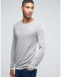 silberner Pullover von Asos