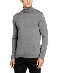 silberner Pullover von Strellson Premium