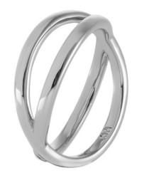 silberner Ring von Karen Millen
