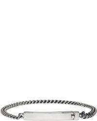 silbernes Armband von A.P.C.